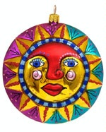 Artistry of Poland Ornament: Sun and Moon DEAL