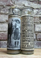 ZSold Side Saddle Empowerment Candle: Independence SOLD