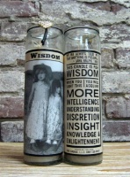 ZSold Side Saddle Empowerment Candle: Wisdom SOLD