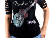 Liberty Wear T-Shirt: A Nashville Beat