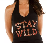 Liberty Wear Tank: Stay Wild