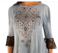 Liberty Wear Top: Tribal Print
