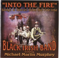 SALE CD Black Irish Band: Into The Fire SALE