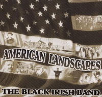 SALE CD Black Irish Band: American Landscapes SALE
