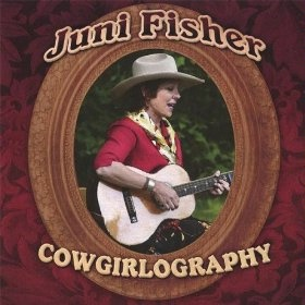 CD Juni Fisher: Cowgirlography SCVTV Concert Series