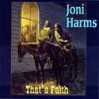 ZSold CD Joni Harms: That's Faith, OutWest Concert Series, Radio SOLD