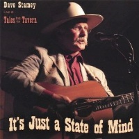 ZSold CD Dave Stamey: It's Just a State of Mind, Radio Guest, SCVTV Concert Series SOLD