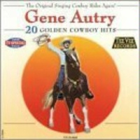 CD Gene Autry: 20 Golden Cowboy Hits