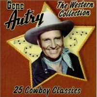 ZSold CD Gene Autry: 25 Cowboy Classics The Western Collection SOLD