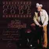 ZSold CD Red Steagall: Cowboy Code 2CD Set SOLD