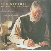 ZSold CD Red Steagall: Dear Mama, I'm A Cowboy SOLD