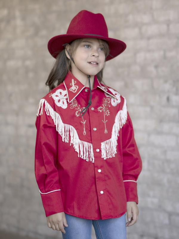 Used Clothing Wholesale >> Rockmount Ranch Wear Children's Vintage Western Shirt ...