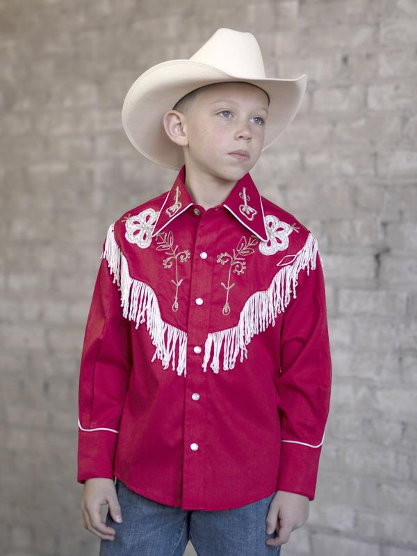 Rockmount Ranch Wear Children S Vintage Western Shirt
