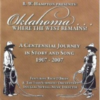 ZSold CD R.W. Hampton: Oklahoma! Where the West Remains, Radio Guest SOLD