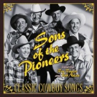 ZSold CD Sons of the Pioneers: Classic Cowboy Songs SOLD
