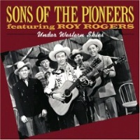 ZSold CD Sons Of The Pioneers: Under Western Skies SOLD