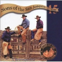 ZSold CD Sons of the San Joaquin: 15 Years: A Retrospective