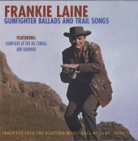ZSold CD Frankie Laine: Gunfighter Ballads And Trail Songs SOLD