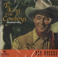 ZSold CD Roy Rogers: The King of the Cowboys Greatest Hits SOLD