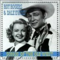 ZSold CD Roy Rogers and Dale Evans: Songs of the Old West SOLD
