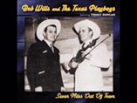 ZSold CD Bob Wills and the Texas Cowboys: Seven Miles Out Of Town SOLD