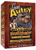 A DVD Singing Cowboy Gene Autry: A Set Volume 3 SOLD OUT