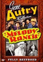 ZSold DVD Singing Cowboy Gene Autry: Melody Ranch SOLD