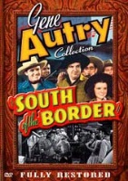 ZSold DVD Singing Cowboy Gene Autry: South of the Border SOLD