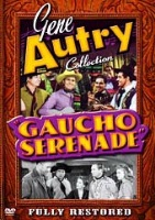 A DVD Singing Cowboy Gene Autry: Gaucho Serenade
