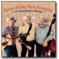 ZSold CD Sons of the San Joaquin: A Cowboy's Song SOLD