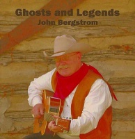 A CD John Bergstrom: Ghosts and Legends, Radio Guest, SCVTV OutWest Concert