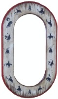 Cowboy Brand Furniture: Wall Mirror-Buckaroo