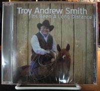 SALE CD Troy Andrew Smith: It's Been A Long Distance Around the Barn, Performer SALE