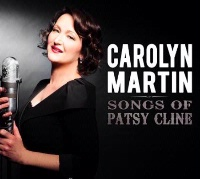 SALE CD Carolyn Martin: Songs of Patsy Cline, Radio Guest, SCVTV OutWest Concert SALE