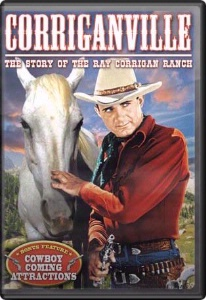 A DVD Ray Crash Corrigan: Corriganville