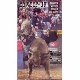 DVD Documentary Rodeo David Wittkower: Cowboy Up: Inside the Extreme World of Bull Riding SALE