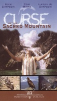 DVD Skeleton Creek Productions: Curse of the Sacred Mountain SALE