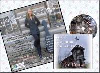 ZSold CD Eli Barsi: Little Mountain Church SCVTV Concert Series SOLD