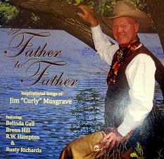 SALE CD Curly Musgrave: Father to Father SALE