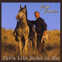 SALE CD Jim Jones: Feels Like Home, 2015 Radio Guest, 2016 SCVTV Concert Series SALE