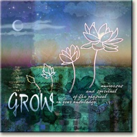Evie Cook Digital Prints: Grow