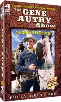 ZSold DVD Singing Cowboy Gene Autry: The Gene Autry Show SOLD