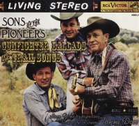 ZSold CD Sons Of The Pioneers: Gunfighter Ballads and Trail Songs SOLD
