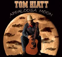 SALE CD Tom Hiatt: Appaloosa Moon, SCVTV Concert Series SALE