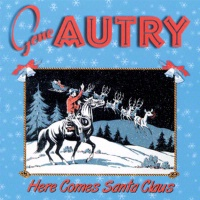 CD Gene Autry: Here Comes Santa Claus Radio Guest