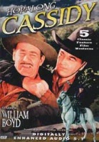 ZSold DVD Silver Screen Cowboys: Hopalong Cassidy Classic Films Volume 1 Classic Films SOLD