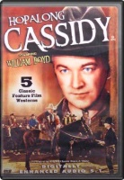 ZSold DVD Silver Screen Cowboys: Hopalong Cassidy Classic Films Volume  3 SOLD