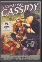 ZSold DVD Silver Screen Cowboys: Hopalong Cassidy Classic Films Volume 4 Classic Films SOLD