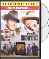 DVD John Wayne: The Shootist & The Sons of Katie Elder SALE