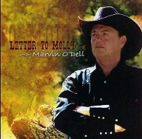 SALE CD Marvin O'Dell: Letter to Molly, Radio Guest, SCVTV Concert Series SALE